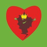 hart stock afbeelding