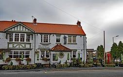 Hart bianco 4, Wadworth, Doncaster, South Yorkshire fotografia stock libera da diritti