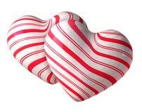 Hart candys royalty-vrije illustratie