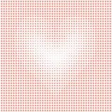 Hart in cirkels Stock Afbeeldingen