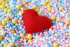 Hart - de Dag van Valentine Royalty-vrije Stock Fotografie