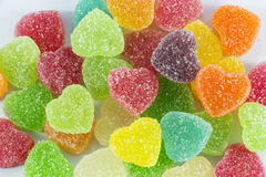 Hart gelatin Royalty Free Stock Photography