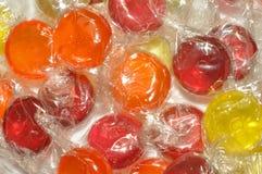 Hart gesotte Bonbons lizenzfreie stockbilder