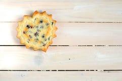 Hart-gevormde Cake Stock Foto