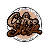 Hart gevormde kop voor koffieminnaars Vector illustratie Stock Illustratie
