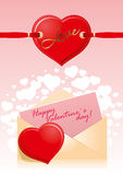 Hart_love. Valentine's Day love heart Royalty Free Stock Photos