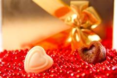 Hart op de Dag van Valentine Royalty-vrije Stock Afbeeldingen