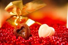 Hart op de Dag van Valentine Royalty-vrije Stock Fotografie