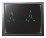 Hart Rate Monitor vector illustratie
