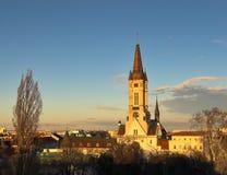 Hart van de kerk van Jesus Royalty-vrije Stock Foto's