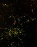 Hart van de stad Stock Afbeelding