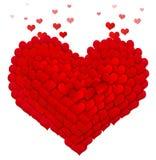 Hart van harten Stock Afbeeldingen