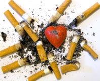 Hart van roker Royalty-vrije Stock Foto