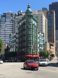 Hart van San Francisco Stock Foto's
