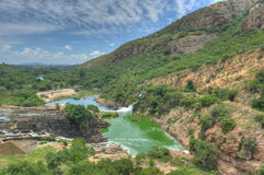 Hartbeespoort水坝-南非 库存图片