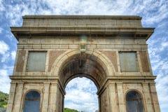 Hartbeespoort Dam Arch Royalty Free Stock Photos