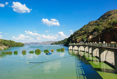 Hartbeespoort Dam Royalty Free Stock Photography