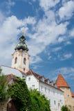 Hartberg kyrka, Österrike royaltyfria bilder