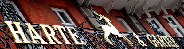 The Harte & Garter Hotel Royalty Free Stock Image
