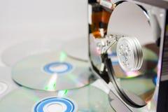Harte Platte und Optik Stockbilder