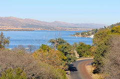 Hartebeespoort dam Royalty Free Stock Images