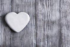 Harten voor de Dag van de Valentijnskaart Stock Fotografie