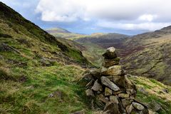 Harter Fell Royalty Free Stock Images