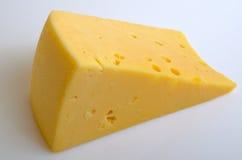 Harter Sektor des Käses lizenzfreie stockbilder