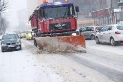 Harter Winter Lizenzfreies Stockbild