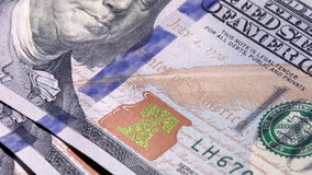 Hartes Geld stock video footage