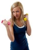 Hartes Training Lizenzfreies Stockbild