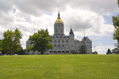 Hartford Capitol Building Royalty Free Stock Image
