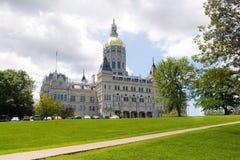 Hartford Capitol Building Stock Photo