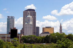 Hartford City Skyline Stock Photos