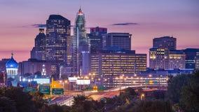 Hartford Connecticut Skyline