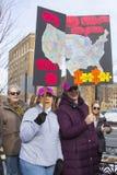 Hartford-Frauen ` s im März 2018 Lizenzfreie Stockfotografie