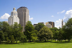 Hartford Skyline Stock Photography