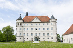 Hartheim castle in Austria Stock Photo