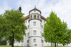 Hartheim castle in Austria Stock Photography