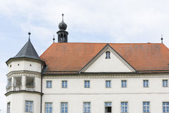 Hartheim castle in Austria Royalty Free Stock Photography