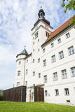 Hartheim castle in Austria Stock Image