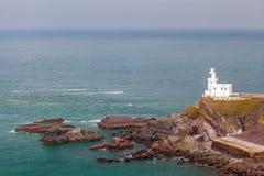 Hartland Point Lighthouse Stock Photos
