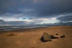 Hartlepool de bord de la mer Image libre de droits
