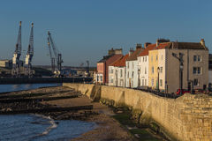 Hartlepool Royalty Free Stock Photography