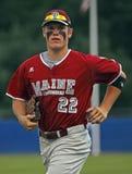Hartley maggiore della Maine di serie di mondo di baseball della lega fotografia stock libera da diritti