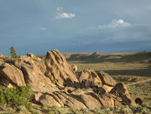 Hartman Rocks Stock Photo