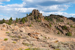 Hartman Rocks Colorado Stock Photo