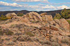 Hartman Rocks Colorado Royalty Free Stock Images