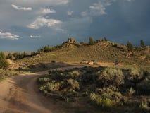 Hartman Rocks in Colorado Royalty Free Stock Photo