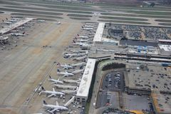 Hartsfield-Jackson Atlanta International Airport Stock Image